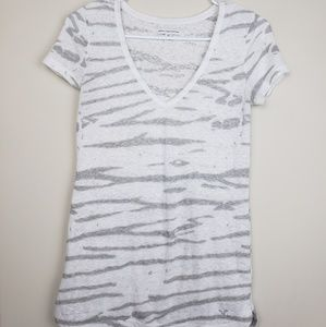 American Eagle Outfitters | Short Sleeve T Zebra